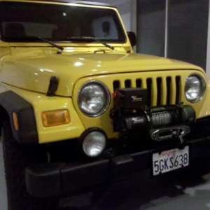 jeep 7 restored/completed